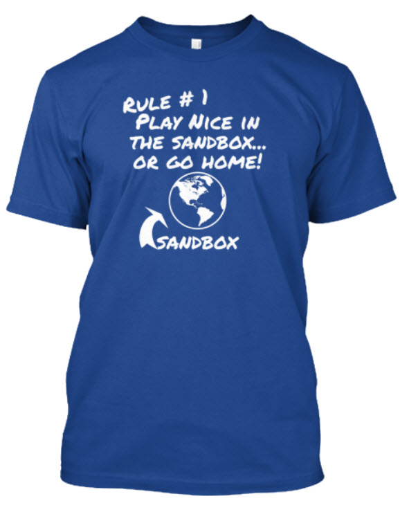 Play Nice.